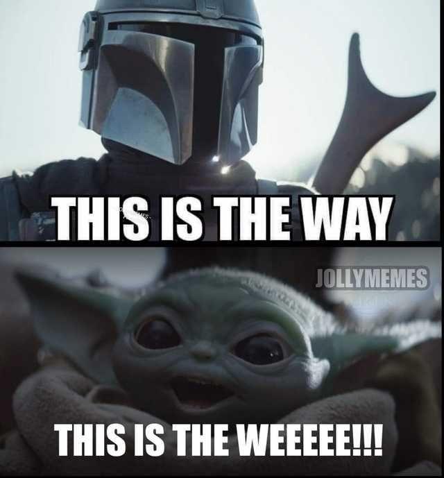 Imgur Post Imgur Funny Star Wars Memes Yoda Meme Star Wars Memes