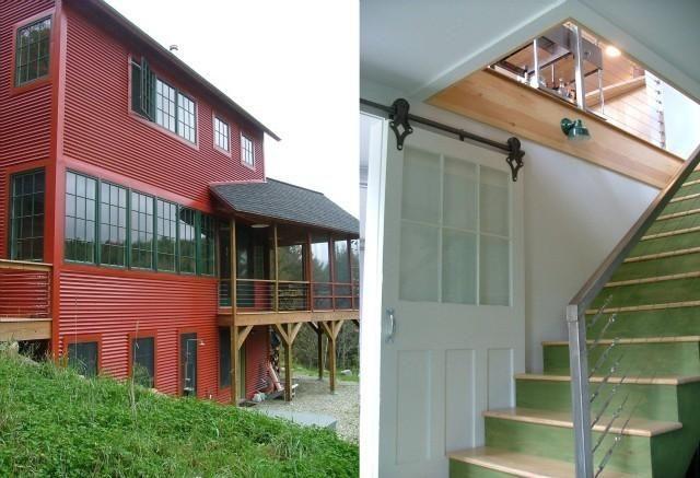 Best Burr Mccallum Architects Con Imágenes Puertas Correr 400 x 300
