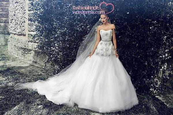 Jorge Manuel 2015 Spring Bridal Collection