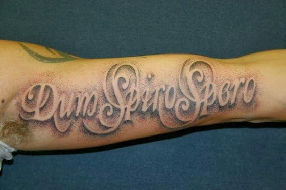 Tattoos Letters 3d 3d Letter Tattoos Picture For Men Tattoo