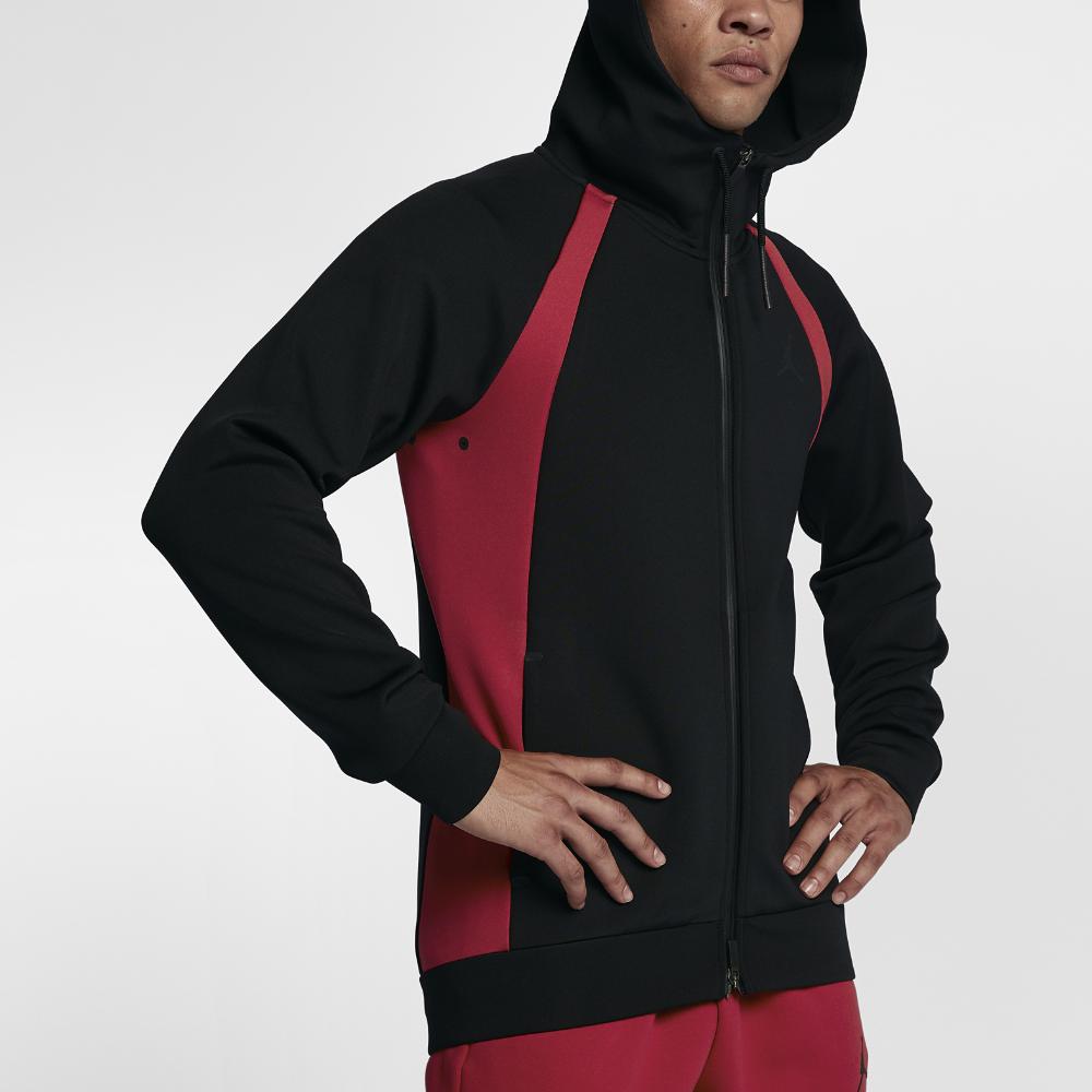Jordan Sportswear Flight Tech Fleece Men s Full-Zip Hoodie, by Nike Size 213554a3c0a2