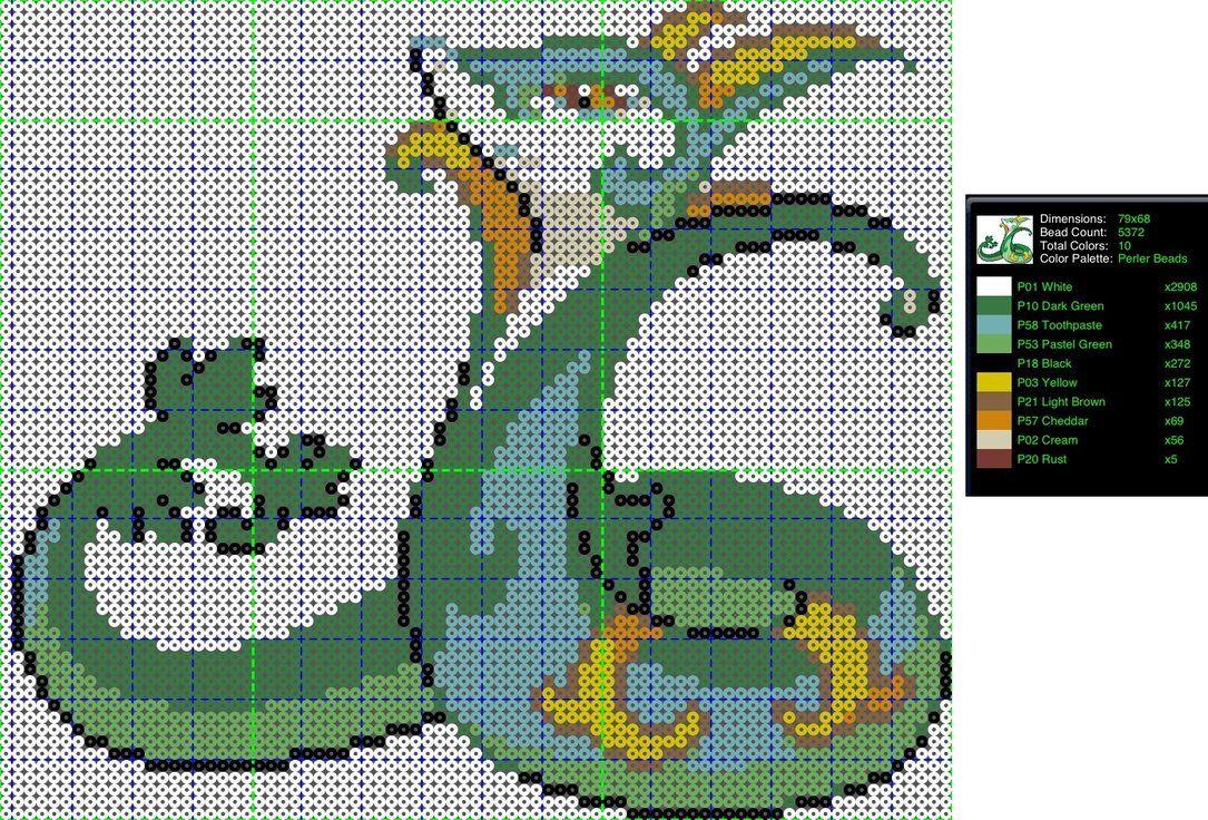 Advanced Perler Bead Patterns Google Search Perler Patterns