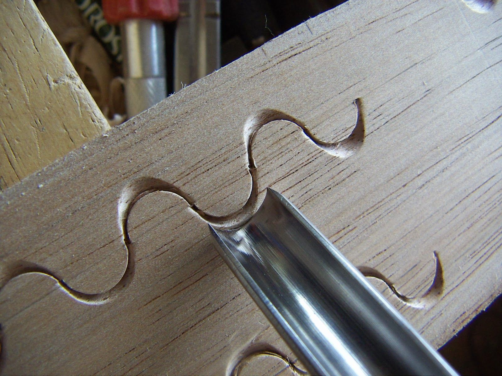 exercises wood carving for beginners | inlay, carving