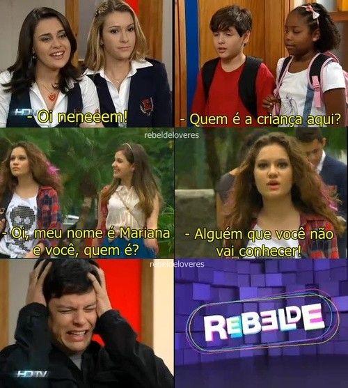 Imagens De Rebelde Brasil Com Frases Pesquisa Google Rebelde
