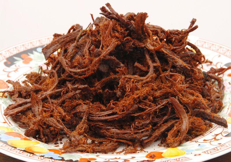 Resep Rendang Daging Suwir | Resep, Makanan enak, Resep masakan indonesia
