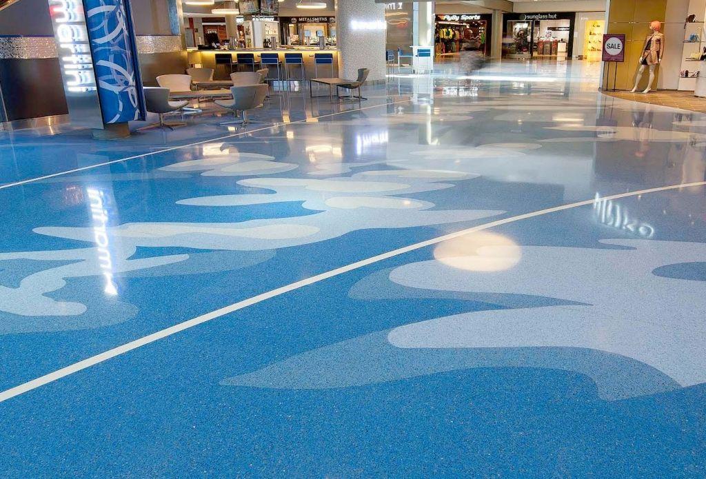 Pittsburgh International Airport Pa Roman Mosaic Tile Company