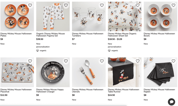 While Pottery Barn Already Has Their Own Massive Halloween Collection Pottery Barn Kids Has Launched Its Own Ha Pottery Barn Kids Halloween Themes Pottery Barn