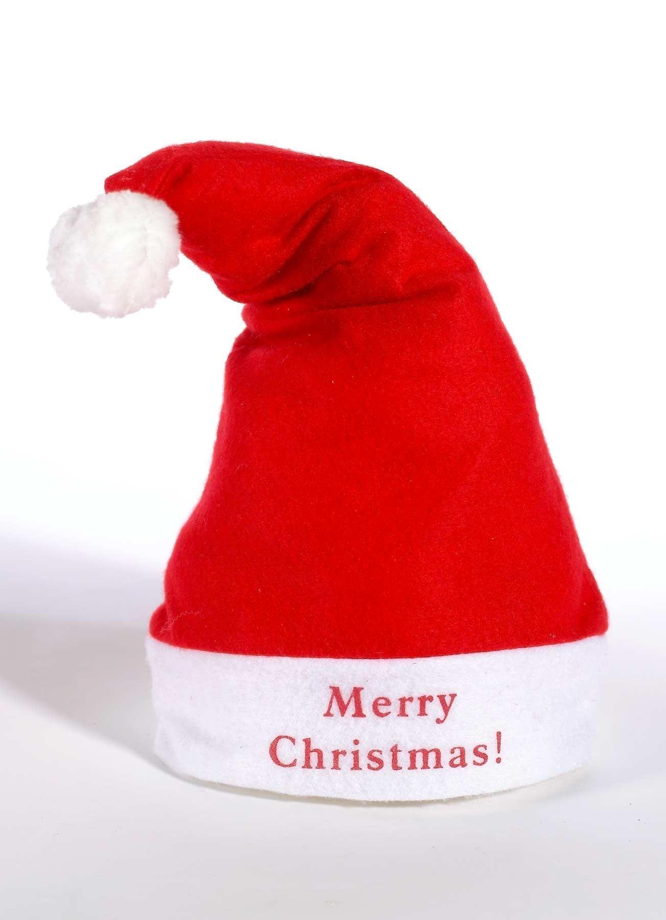 Weihnachtsmannmuetze