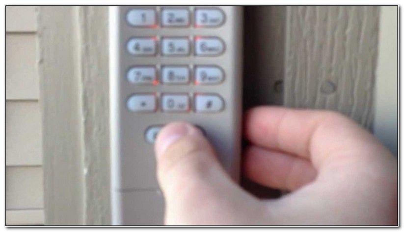 How To Reset Garage Door Keypad Liftmaster With Images Liftmaster Garage Door Garage Door Keypad Garage Door Opener Keypad