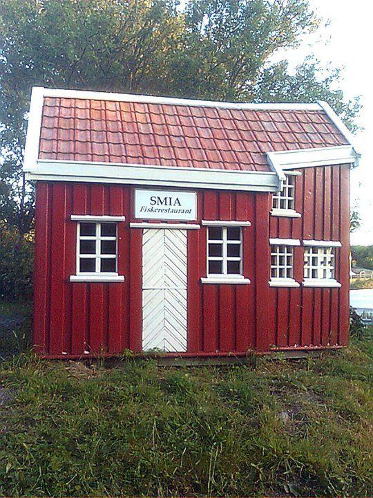 Fra en campingplass i Kristiansund