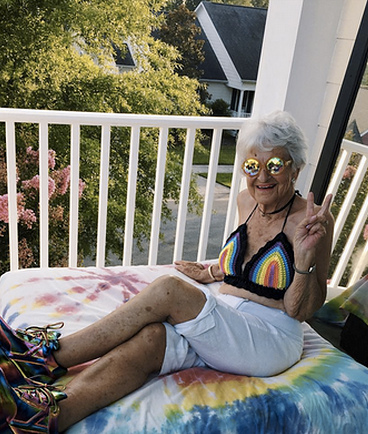 Meet Your 87-Year-Old Spirit Animal Baddie Winkle Because She Is Every…