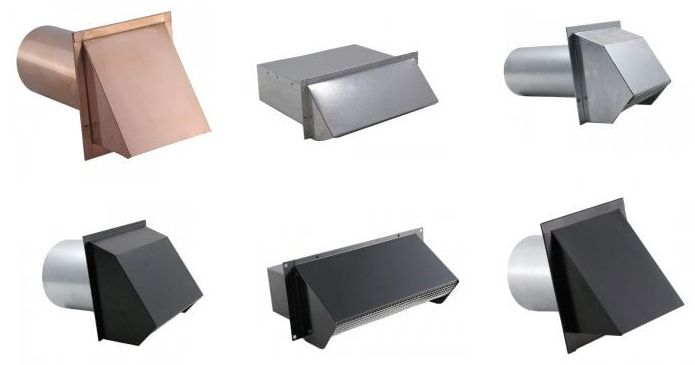 Shop Online For Metal Wall Vents Wall Vents Kitchen Exhaust Fan Cover Metal Walls