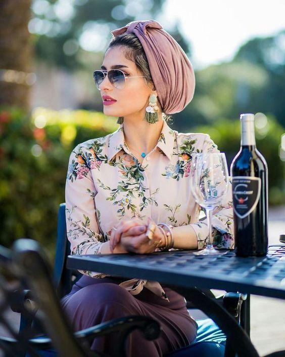 Tiaras, Turbantes e lenços da Moda 2020 ( + Fotos