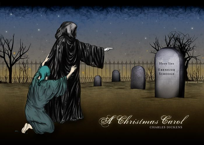 Ghost of Christmas Yet to Come