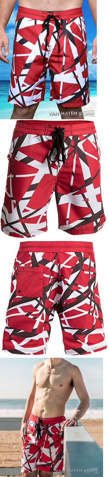 01df8bf694d Jeans Pants and Shorts 166696  Eddie Van Halen Board Shorts - Foo Fighters  Taylor Hawkins New Swimsuit Evh -  BUY IT NOW ONLY   39.95 on  eBay  jeans   pants ...