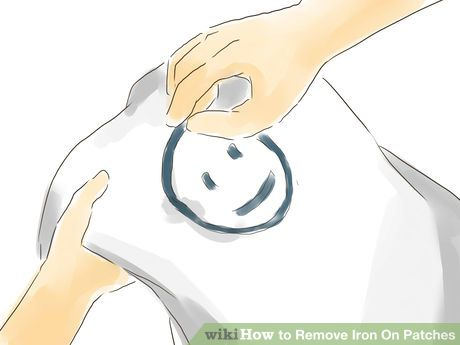 How To Remove Iron On Patches Cleaning Hacks Cleaning Painted Walls Deep Cleaning Tips