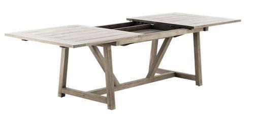 Traditionell Tisch / Aus Teak / Auszieh / Garten GEORGE Sika Design