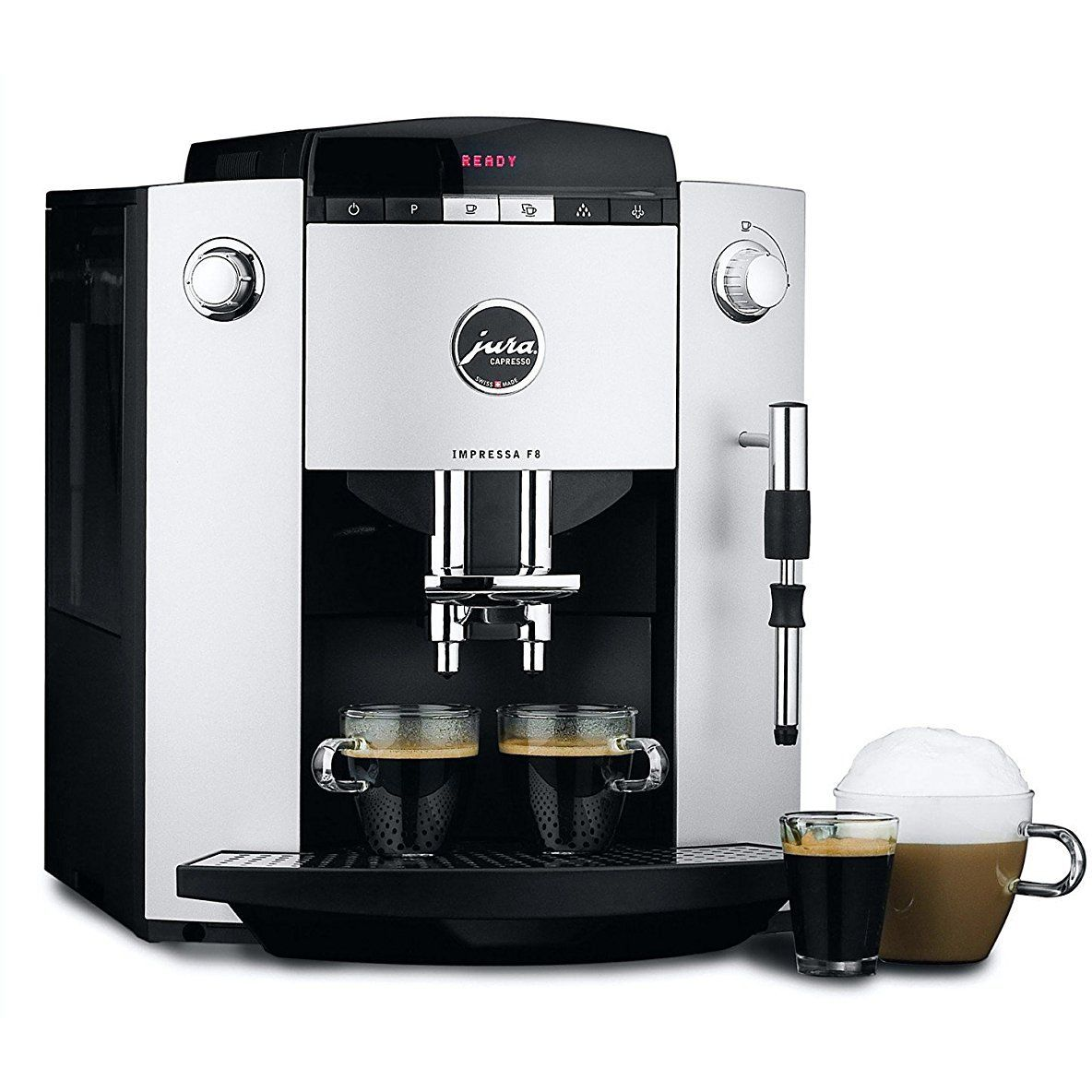 JuraCapresso 13413 Impressa F8 Automatic Coffee and
