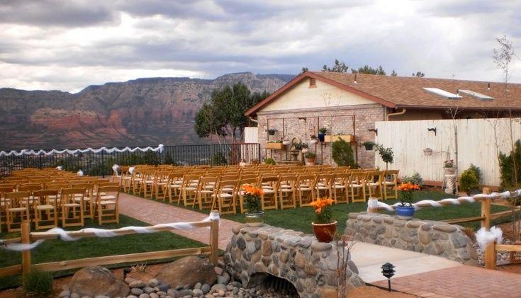 Sedona Wedding Venues Sky Ranch Lodge Arizona