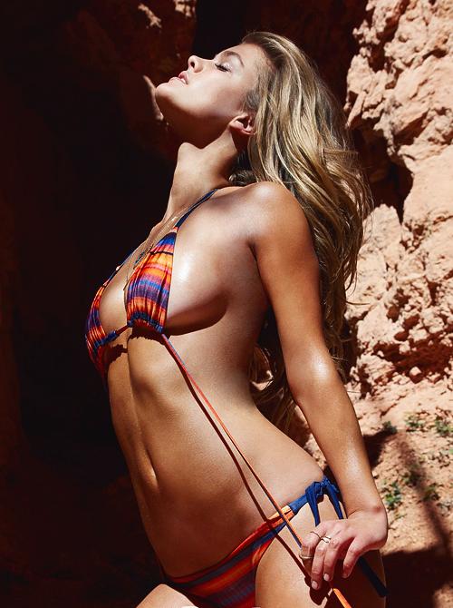 Nina Agdal Swimsuit , Sports Illustrated Swimsuit 2015