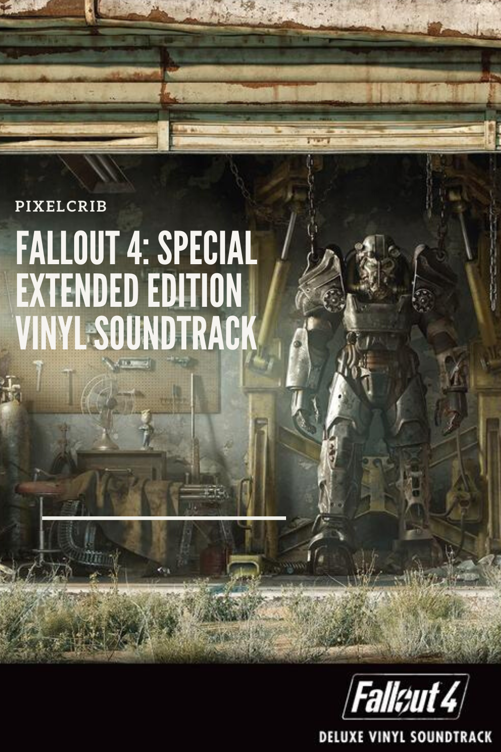 Introducing Fallout 4 Special Extended Edition Vinyl Soundtrack A 65 Track Game Score With 6 Coloured Vinyl Lps Limited To 300 Cop In 2020 Vinyl Soundtrack Fallout