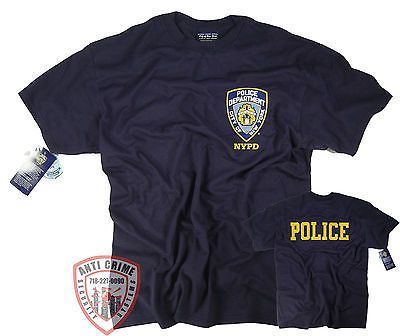 3191dc572 NYPD-T-Shirt-Officially-Licensed-by-The-New-York-City-Police-Department
