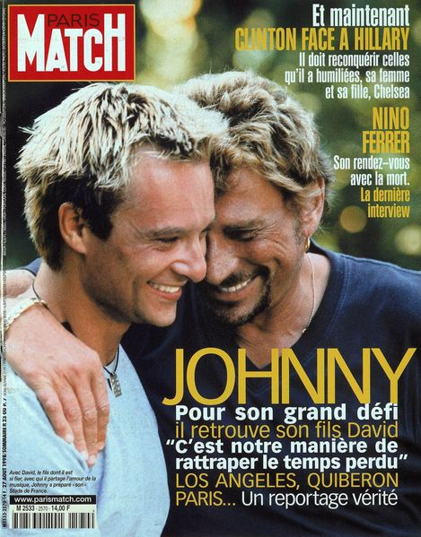les 30 plus belles couvertures de johnny hallyday dans paris match vieille canaille johnny. Black Bedroom Furniture Sets. Home Design Ideas