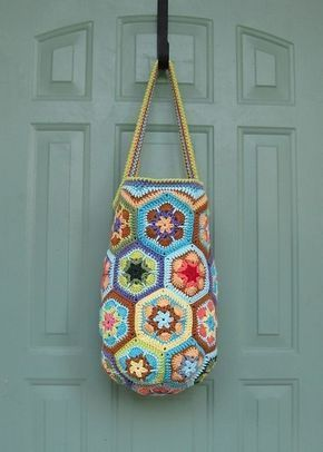 Photo of The most beautiful bags crochet part 1