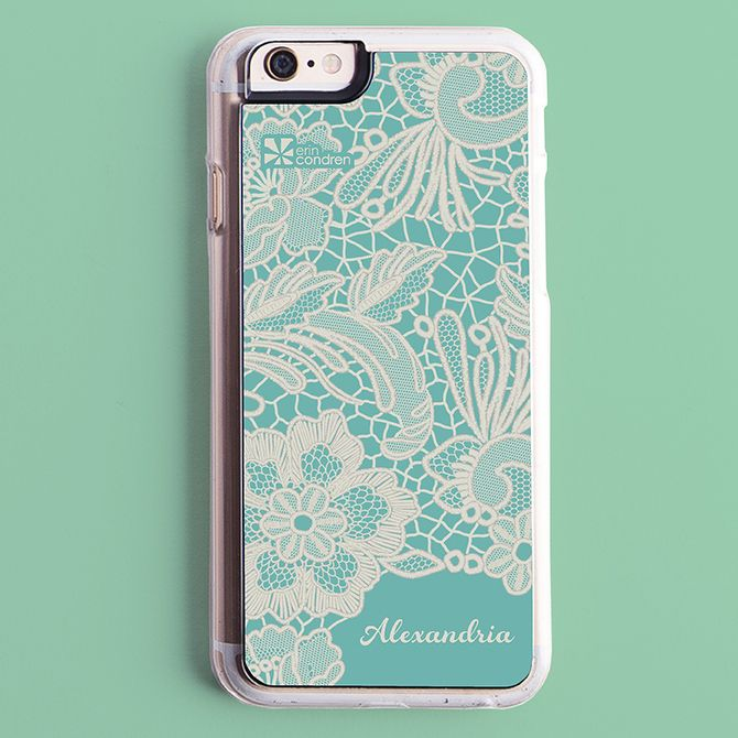 lace - snap-in phone case