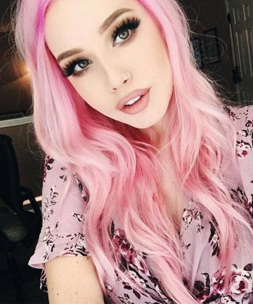 See The Latest Hairstyles On Our Tumblr It S Awsome Cool Hairstyles Hair Colour For Green Eyes Hair Color Pink