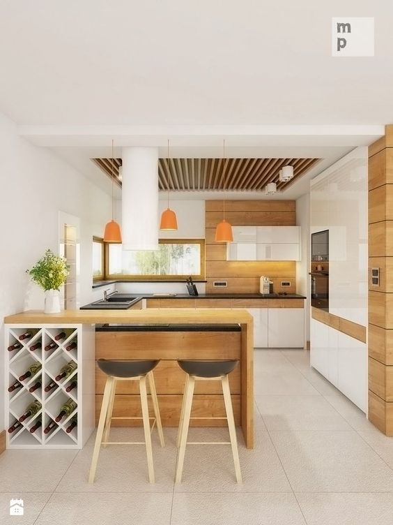 100+ Minimal yet Elegant Kitchen Design Ideas - Page 3 of 3 #minimalkitchen Minimal Kitchen Design Inspiration is a part of our furniture design inspiration series. Minimal Kitchen design inspirational series is a weekly showcase