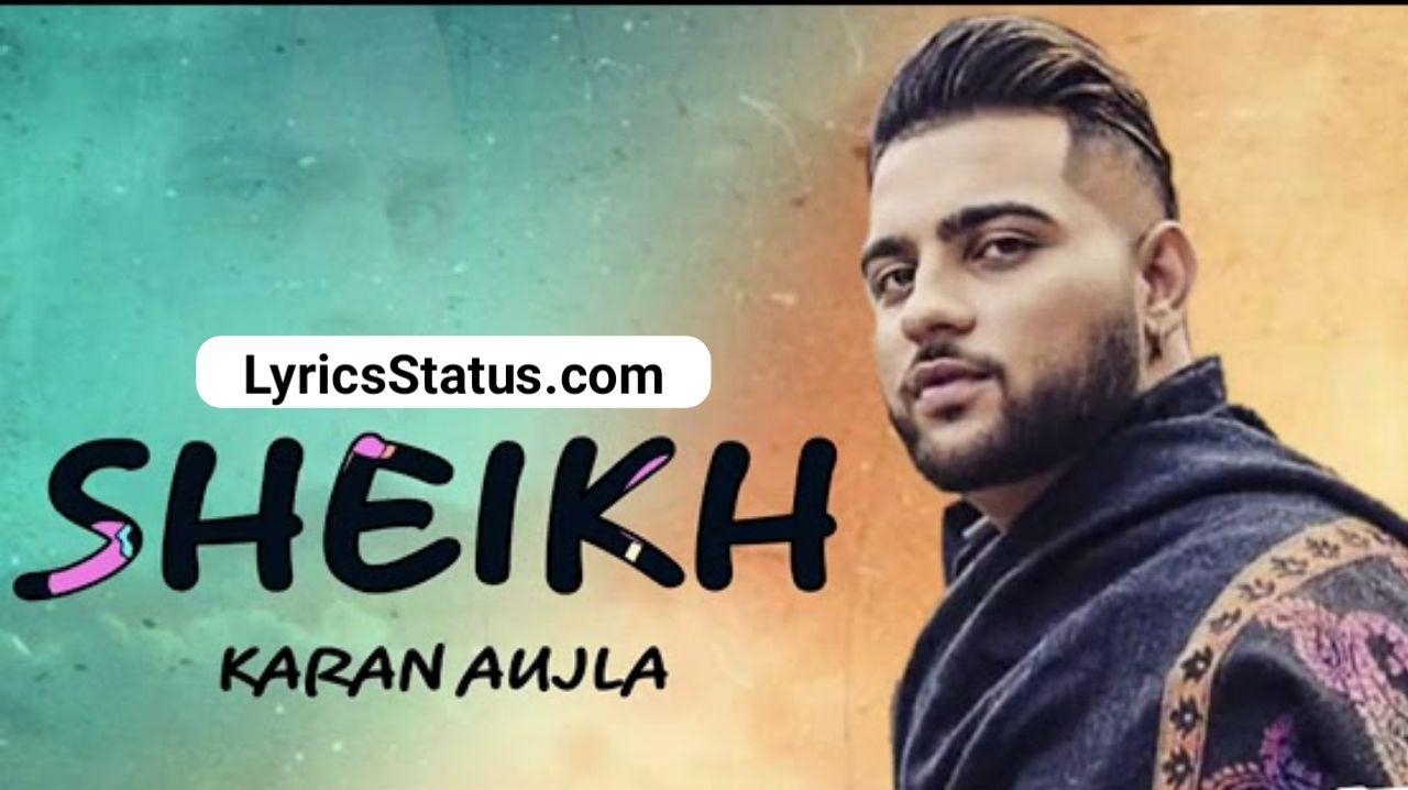 Pind Jatt Jatt Kehnde Karan Aujla Sheikh Lyrics Status Download Di 2020 Lirik