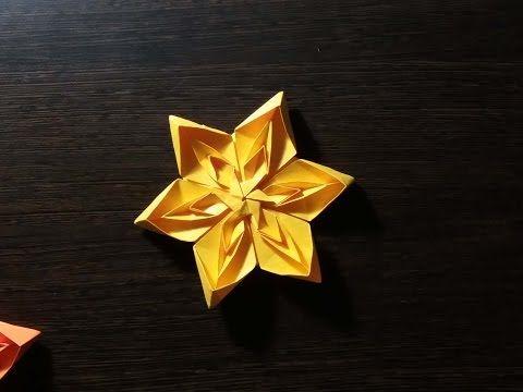 origami beautiful flower youtube origami beautiful flower youtube mightylinksfo