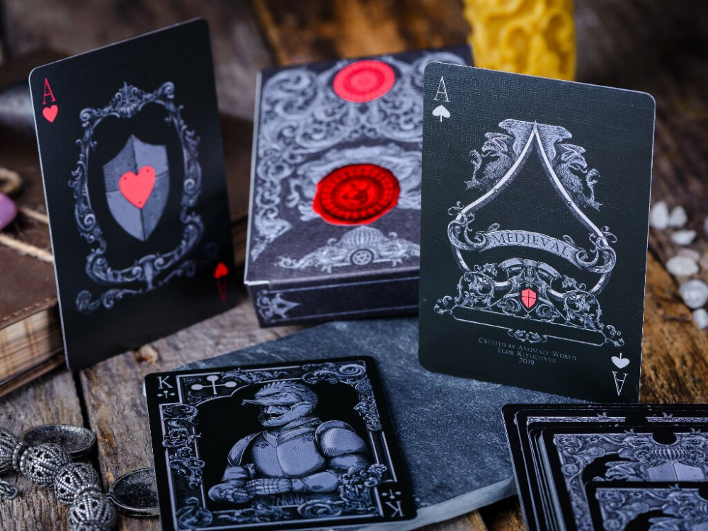 Картинки по запросу Medieval Stone playing cards