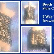 Beach Comber Skirt & Top - via @Craftsy
