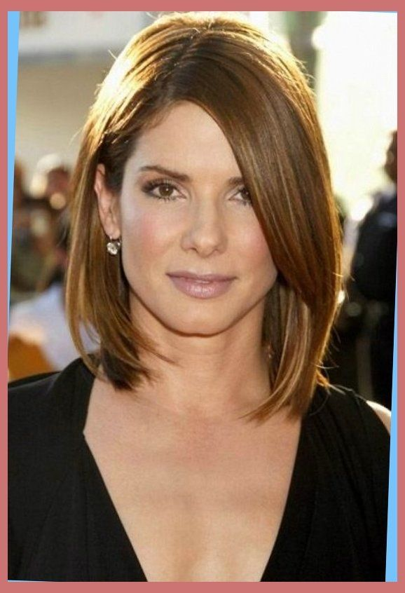 Medium Hairstyles For Thin Hair : Hairstyles for long face thin hair medium cut ideas