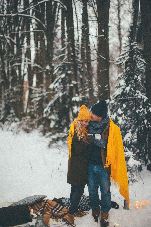 Boris&Svetlana | Winter | Фотография на природе, Зимние ...