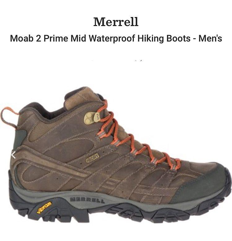 Merrell Moab