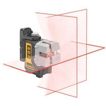 Dewalt Dw089k Self Leveling 3 Beam Line Laser Black Amazon Com Ferramentas Para Construcao Civil Ferramentas Pisos
