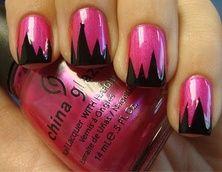 Love This Design Chloe Nails Cute Nails Nails