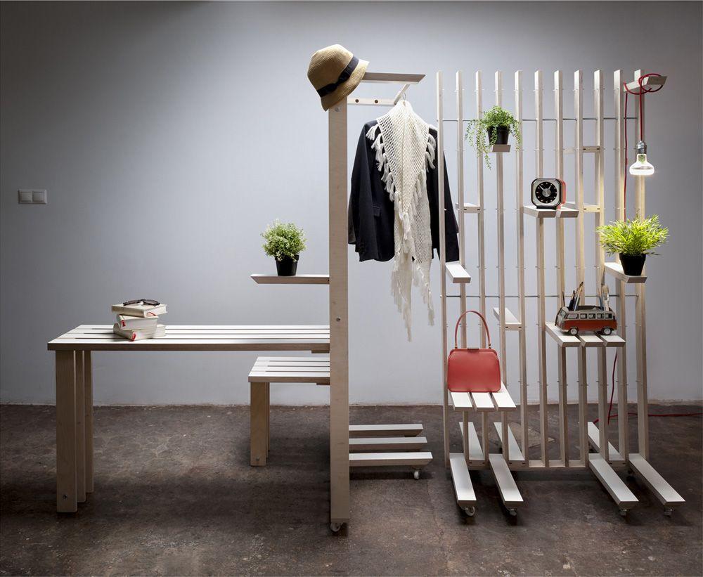 Plug divider system product design pinterest furniture