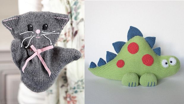 Best and brightest toy knitting patterns for toddlers | Toy ...