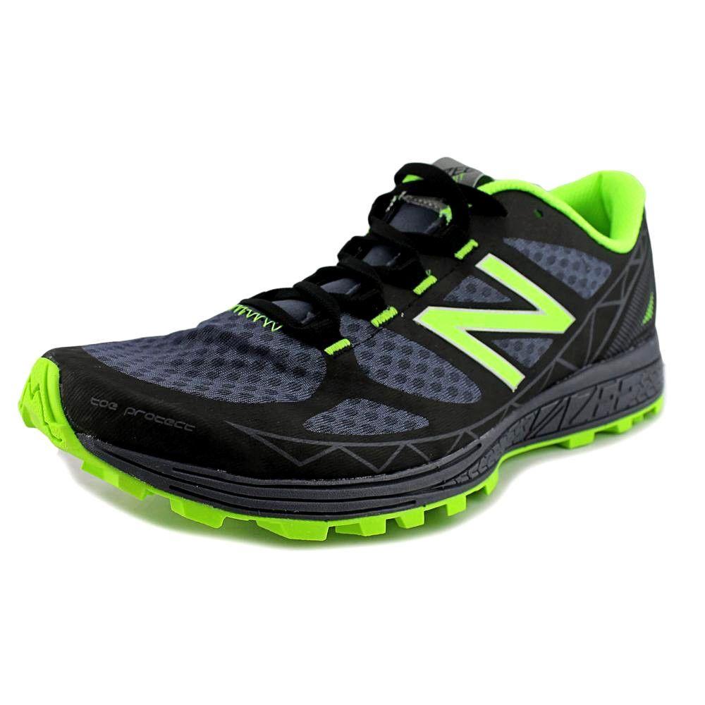 New Balance Vazee Summit Trail Running Shoe Mtsumbg Black Neon Green Size 12 5 M Newbalance Runningcrosstrainingtrail Trail Running Schuhe