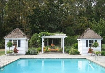 Pool Storage Shed Design Ideas Pictures Remodel And Decor