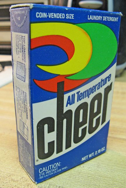 Vintage Cheer Laundry Detergent Cheer Laundry Detergent Laundry
