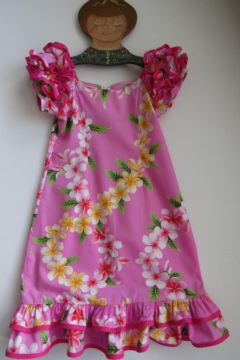 Toddler Girls Hawaiian Aloha Dress Size 2t White Plumerias Etsy Aloha Dress Bright Pink Dresses Dresses [ 1189 x 794 Pixel ]