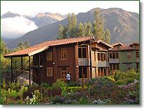 Willla T'ika in Sacred Valley in Peru. The site of our yoga adventure.