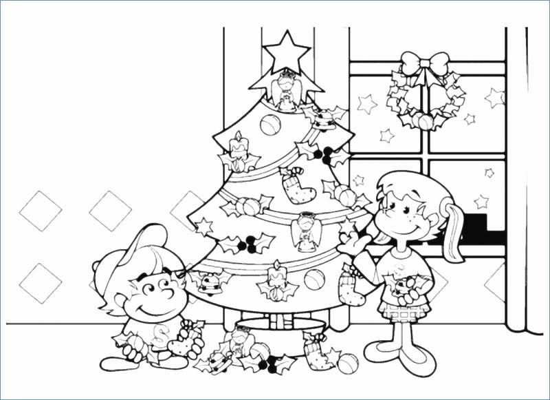 Disegni Di Natale Per Bambini Da Colorare E Stampare Il Sito Blu Tra