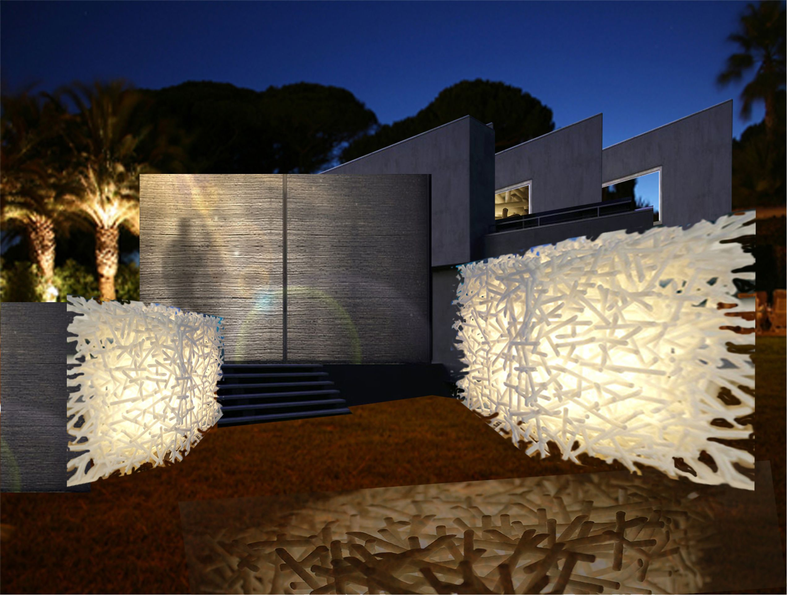 Villa St.Tropez by Peter Stasek Architect