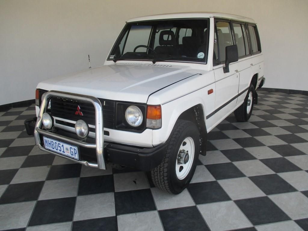 Used Pajero for sale at We Sell Cars - Used 1991 Mitsubishi Pajero ...